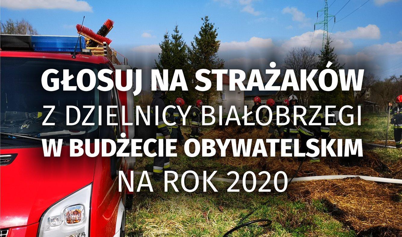 Budżet Obywatelski OSP Krosno Białobrzegi
